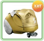 TUTTOLUXO 6S инновационный пылесос с водяным фильтром и очисткой паром от Zepter